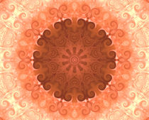 Circle 6 rosa von haka
