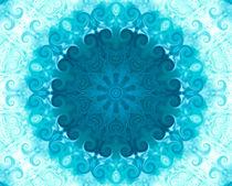 Circle 9 türkis-blau von haka