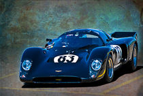 1970 Chevron B16 by Stuart Row
