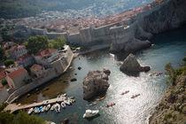 Of Dubrovnik II von Daniel Zrno