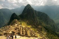 Machu Picchu von Daniel Zrno