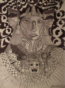 Mayan Emperor (tones) von Justin Latimer