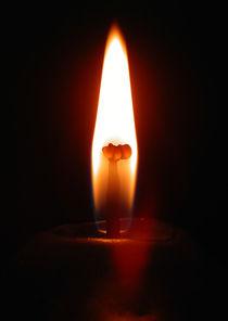 Kerze by Ralf Nentwig