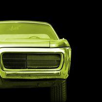 Colours (green) von Beate Gube