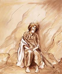 Old bedouin by Soltane Hocine