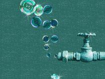 Bubblemaker von Angelika Wiedemeyer