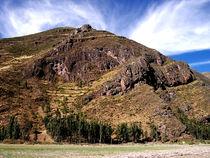 Sacred Valley 1 von Gitta Wick