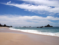 Mazunte Beach 2 by Gitta Wick