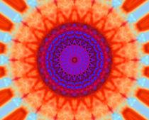 Circle 14 orange-rot von haka