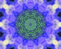 Circle blau-grün  von haka