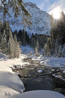 Bärgunt, Kleinwalsertal, Österreich by Matthias Hauser