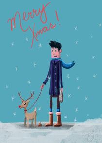 Merry Xmas von Renato Klieger Gennari