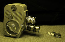 The Clockwork Camera  by Rob Hawkins