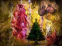 Weihnachtszauber und rosarote Brille by Heidrun Carola Herrmann