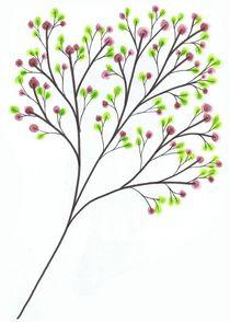 Blossom Tree by Tasha Goddard