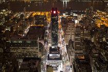 The city never sleeps by Mirko Freudenberger