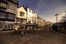 Exeter Coffee shops  von Rob Hawkins