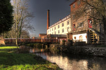 Coldharbour Mill  by Rob Hawkins