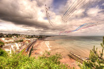 Dawlish Air Show  von Rob Hawkins
