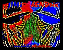 JIMI HENDRIX DOUBLE SOUL by KARLheinz KoeNIG