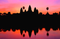 Angkor Wat at sunrise, Cambodia by ingojez