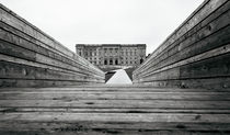 Berlin Schlossplatz von Sabine Scheller