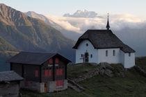 Alpenblick von Ralf Nentwig