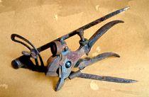 altes Werkzeug von Kerstin Runge