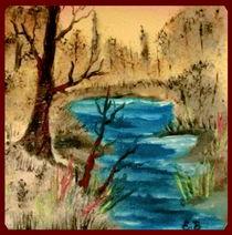 Herbst by Eva Borowski