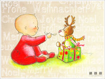 Merry Christmas Baby by sarah-emmanuelle-burg