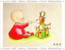 Joyeux Noël bébé by sarah-emmanuelle-burg