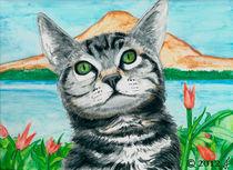 Kitty cat von richard turgeon