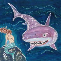 the shark in love von Stefano Bonif