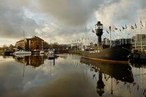 Hull Marina von Sarah Couzens