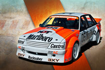 Peter Brock VK Group C Commodore von Stuart Row