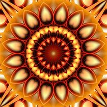 Mandala Indians von Christine Bässler