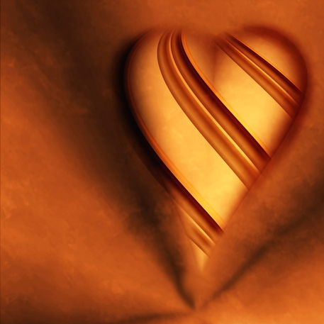 Herzgelb
