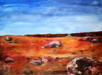 Ödnis - Wasteland von Olivia Schmidt-Bickerle