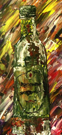 Sensual Explosion Bottle 2 by Mark Moore