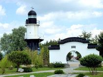 Leuchtturm und Tor von misslu