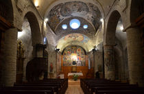 Church of Santa Maria in Arties - Interior von RicardMN Photography