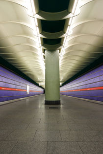 Munich Subway 01 by Stefan Bruett