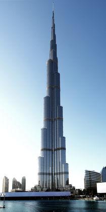 Burj Khalifa by Giulio Asso