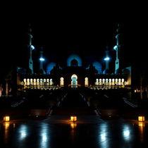 Sheik Zayed Grand Mosque by Giulio Asso
