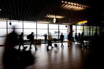 Amsterdam airport by Daniel Dostalik