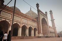 Jama Masjid mosque, Delhi by Daniel Dostalik