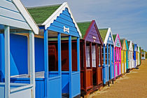 Southwold Beach Huts by royspics