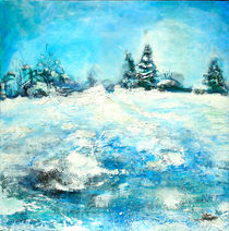 Eis und Schnee von Renée König