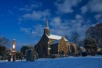 Winter Church by royspics