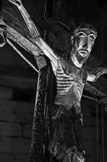 Christ of Salardu - BW von RicardMN Photography